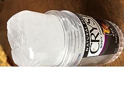 Crystal Rock Mineral Deodorant Stick for Men, Unscented, 4.25 oz (Pack of 2) Customer Image
