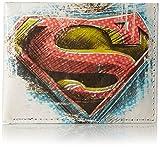 Dynomighty Men's Billfold Wallet Superman, Multi, One Size