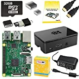CanaKit Raspberry Pi 3 Complete Starter Kit - 32 GB Edition