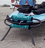 Surfboard Beach Stand (aqua, long)