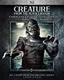 Creature From the Black Lagoon: Complete Legacy Collection [Blu-ray]