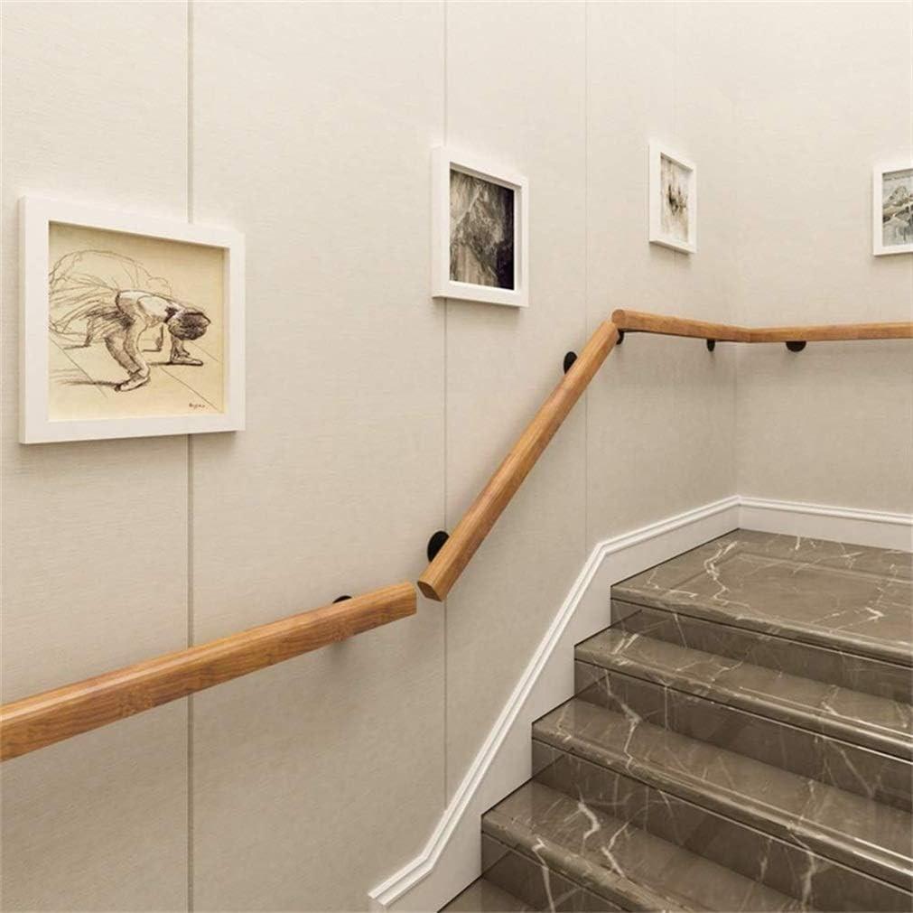 Amazon Com Zyanz Stair Handrail Wooden Stair Railings Indoor   Wooden Stair Railings Indoor   Stain White   House   Wooden Balustrade   Custom   Modern