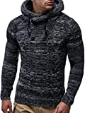 Product review for Leif Nelson LN20227 Men's Knitted Pullover
