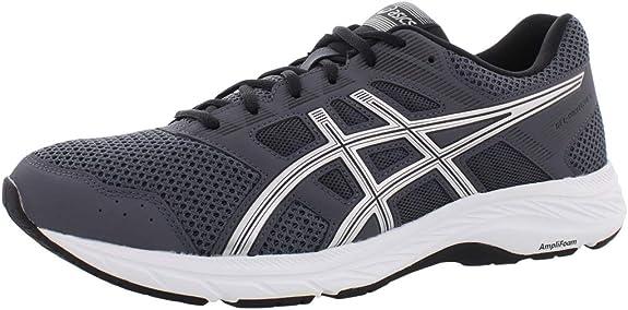 Amazon Com Asics Men S Gel Contend 5 Running Shoes Road Running