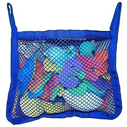 Bath Toy Net With Strong Suction Cups