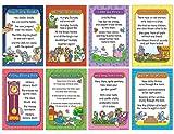 Teacher Created Resources Nursery Rhymes Bulletin Board, Set 1 (4398)