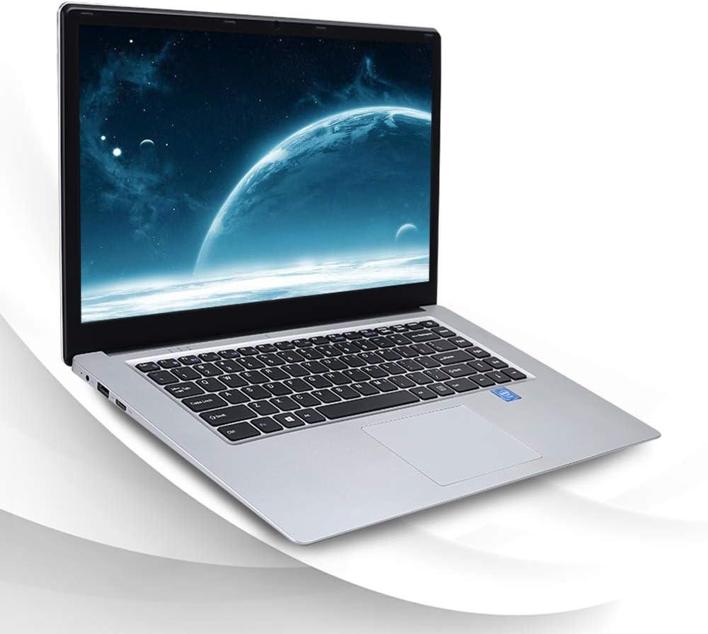 Ordinateur Portable 15,6 Pouces, Intel J3455 Quad-Core, 8 Go de RAM, 1920 * 1080P, Windows10 Laptop avec Port RJ45 (8G RAM + 128G SSD)