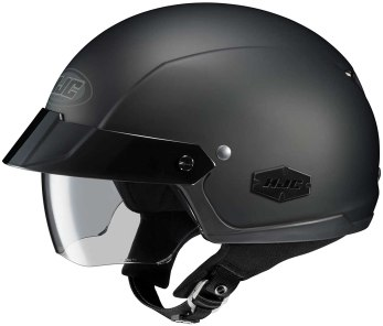 HJC Solid IS-Cruiser Half Motorcycle Helmet