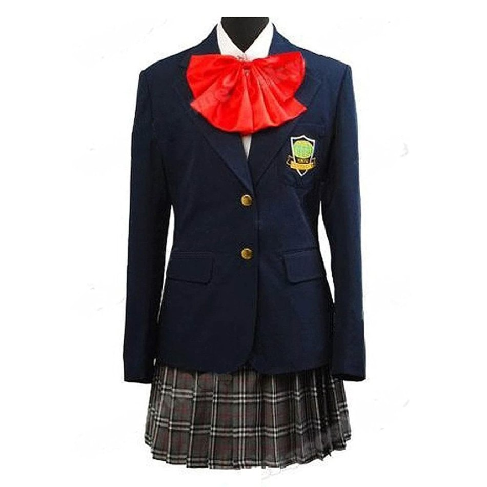 CosplaySky Kill Bill Costume Gogo Yubari Uniform Dress