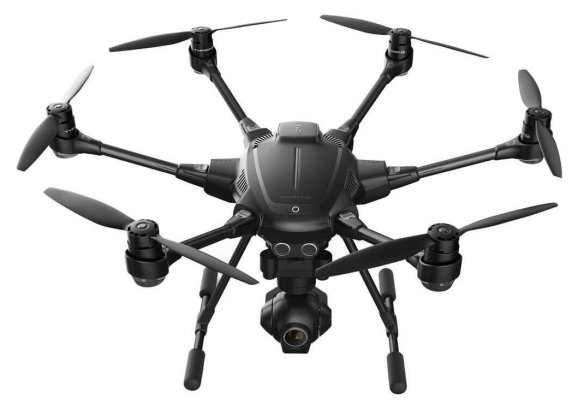 Yuneec Typhoon Hexacopter Follow Me Drone