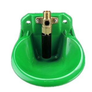 Schaf Katzenbrunnen Kunststoff Wasser Schüssel, grün von xingbailong