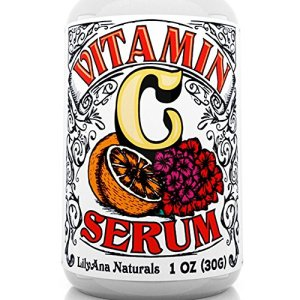 Vitamin C Serum for Face - Face Serum with Hyaluronic Acid and Vitamin E, Anti Aging Serum, Reduces Age Spots and Sun… 57