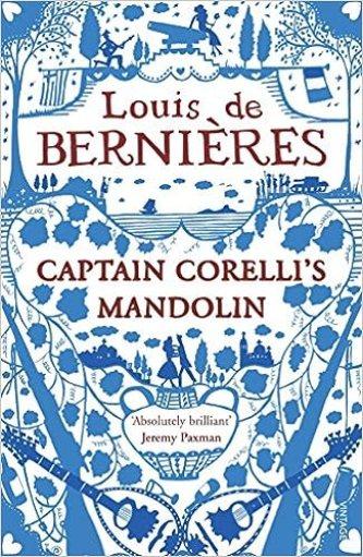 Image result for captain corelli's mandolin book