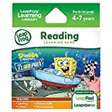 LeapFrog SpongeBob SquarePants: The Clam Prix Learning Game (works with LeapPad Tablets, Leapster GS, and Leapster Explorer)