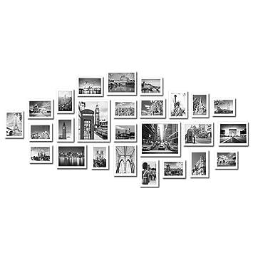 Large Multiple Photo Frames Uk | Frameswall.co