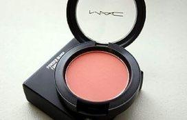 Amazon.com : MAC Powder Blush Melba : Face Blushes : Beauty
