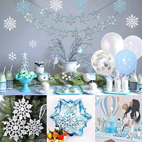 Decorazioni festa Frozen2