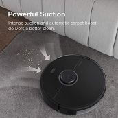 Roborock-S5-MAX-Robot-Vacuum-and-Mop-Cleaner-Self-Charging-Robotic-Vacuum-Lidar-Navigation-Selective-Room-Cleaning-No-mop-Zones-2000Pa-Powerful-Suction-180min-Runtime-Works-with-AlexaBlack