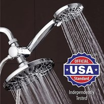AquaDance-7-Premium-High-Pressure-3-Way-Rainfall-Combo-for-The-Best-of-Both-Worlds-Enjoy-Luxurious-Rain-Showerhead-and-6-Setting-Hand-Held-Shower-Separately-or-Together-Chrome-Finish-3328