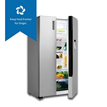 BPL 564 L Frost Free Side-by-Side Refrigerator(BRS564H)