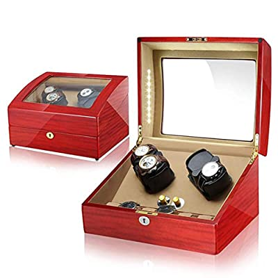 Four-watches-on-watch-winders