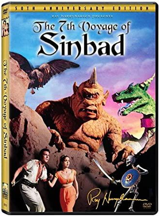 Image result for 7th voyage of sinbad
