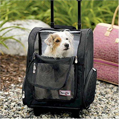 Snoozer Wheel Around 4-in-1 Pet Travel Carrier 1
