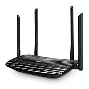 TP-Link Archer C6 AC1200 Wireless MU-MIMO Gigabit Router