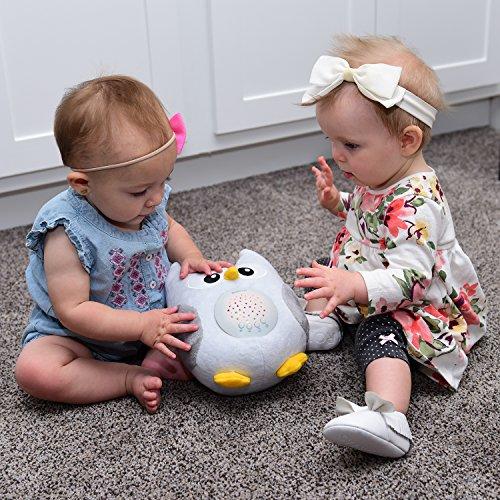 afb58349fbc3 Bubzi Co Baby Sleep Aid Night Light & Shusher Sound Machine & Baby ...