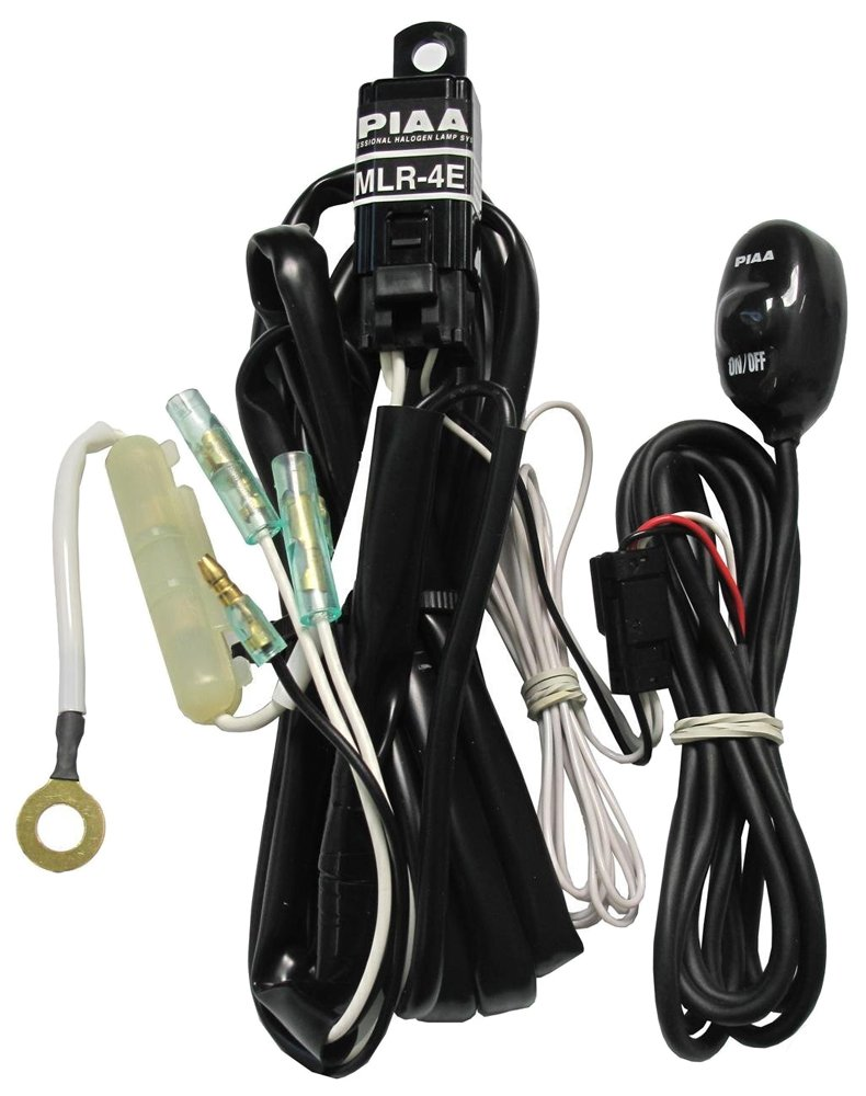 Com Piaa 74040 85w Powersports Complete Wiring Harness