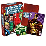 Aquarius DC Comics Justice League of America Playing Cards