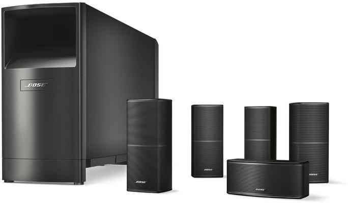 Bose ® Acoustimass 10 Series V Home Cinema Lautsprecher