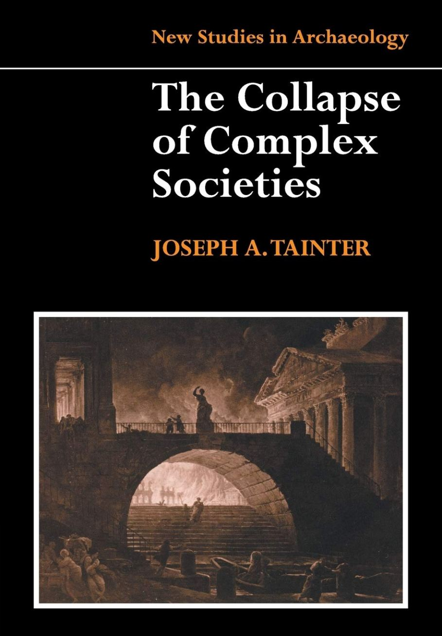 The Collapse of Complex Societies | Amazon.com.br
