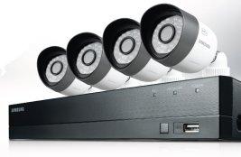 Samsung vidéosurveillance DVR camera surveillance video
