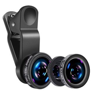 Mobile Phone Camera Lens Kit Phone Lens