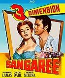 Sangaree (3D) [Blu-ray]