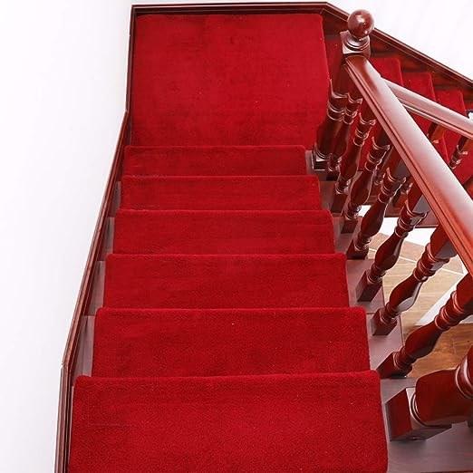 Amazon Com Yb Gq Ultra Soft Thick Carpet Stair Treads Indoor Not   Thick Carpet Stair Treads   Stair Runner   Montauk Linen   Flooring   Skid Resistant   Grey