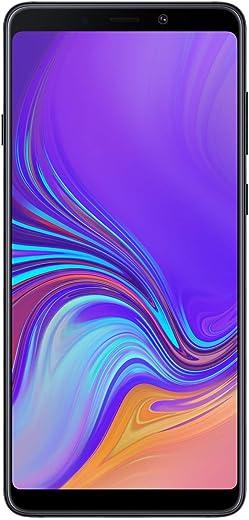 Samsung Galaxy A9 (Caviar Black, 8GB RAM, 128GB Storage)