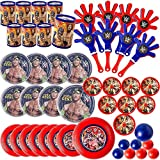 amscan WWEParty Mega Mix Value Pack, Party Favor