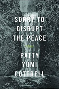 Sorry to Disrupt the Peace Book Cover
