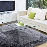 Product review for Tangkula Glass Coffee Table International Occasion Tea Table