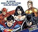 DC Comics 2018 Day-at-a-Time Box Calendar