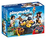 PLAYMOBIL Pirate Treasure Hideout