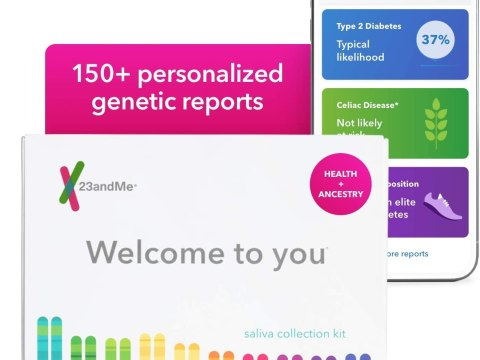 50% off 23andMe Health + Ancestry Service (Lowest Price in years)