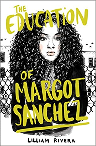 The Education of Margo Sanchez Book Cover