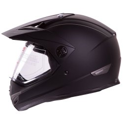 Dual Sports Atv Utv Motocross Bike Helmet