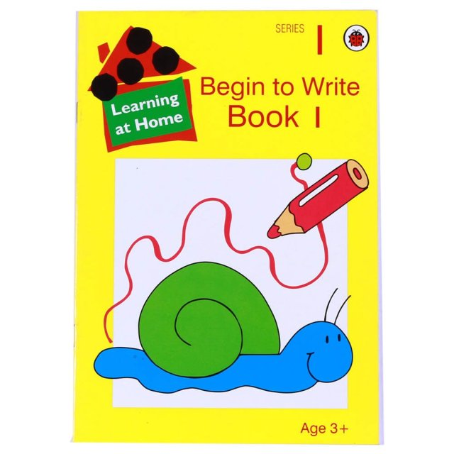 Buy Begin to Write Book - 29 (Learning at Home Series 29) Book