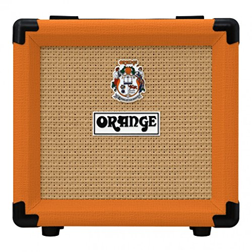 Orange PPC108 1x8' Closed Back Speaker Cabinet, Orange