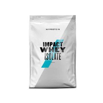 Myprotein Impact Whey Isolate Protein.