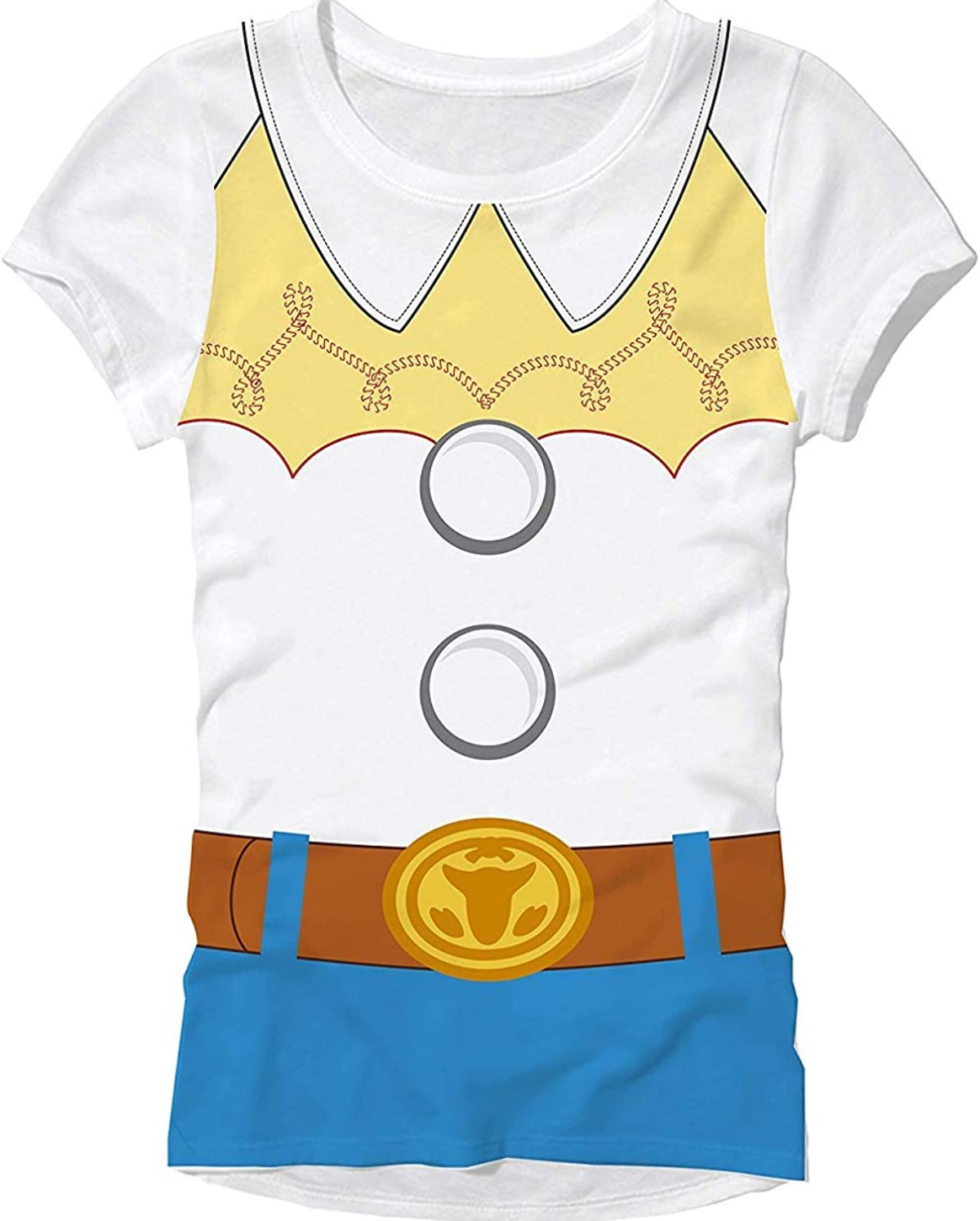 Disney I am Jessie Toy Story Costume T-Shirt